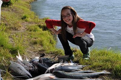 Kenai river cabin rentals fishing packages on alaska 39 s for Anchorage alaska fishing